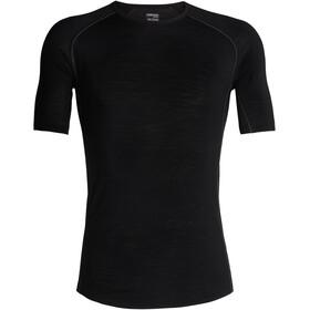 Icebreaker 150 Zone SS Crew Shirt Herren black/mineral